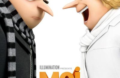 BO US - Gru et Illumination cartonnent