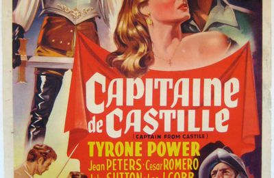 Critique - Capitaine de Castille (Henry King - 1947)  ****