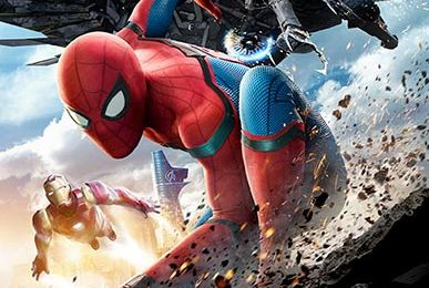 Ciné - Spider-Man : Homecoming (Jon Watts-2017) ****