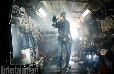Comic Con 2017 Premier trailer de Ready Player One de Spielberg