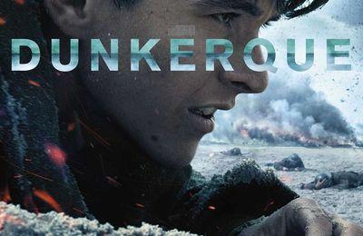 Ciné - Dunkerque (Christopher Nolan - 2017)  *****  -10
