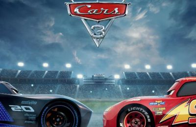 Ciné- Cars 3 (Brian Fee - 2017) ****