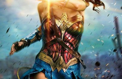 Wonder Woman en blu ray le 18 Octobre