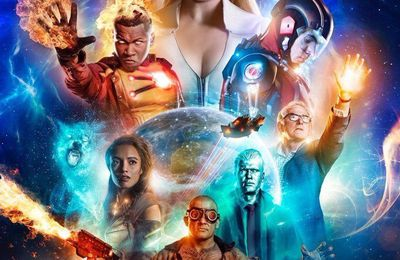 Legends of Tomorrow, la saison 2 arrive sur CStar !