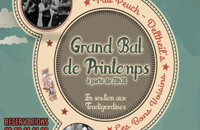 Lalinde 24  grand bal de printemps le 29 mars 2014