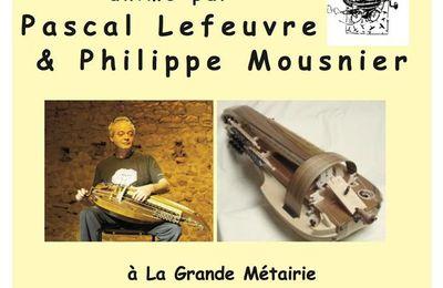 la Rochebeaucourt et Argentine – Dordogne animé par Pascal Lefeuvre & Philippe Mousnie