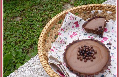 ... Tartelettes 100% Chocolat ...