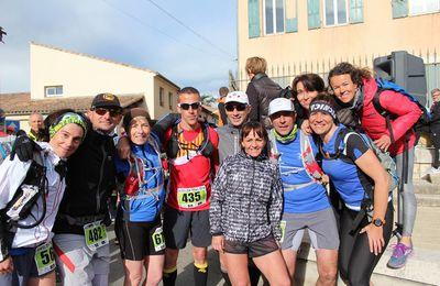 01-05-2016 Trail du Mont Aurélien