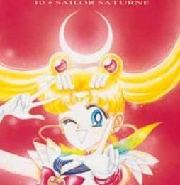 Sailor Moon, tome 10 : Sailor Saturne de Naoko Takeuchi