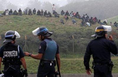 Force Ouvrière Police appelle à manifester contre les conséquences de l'immigration illégale à Calais