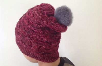 Le bonnet Konnor and River Hat