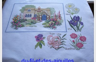 Cottage Garden sampler#10!!!