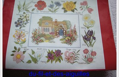Cottage Garden sampler#9!!!