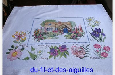Cottage Garden sampler#11!!!