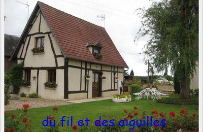 Week end en Haute Normandie!!!