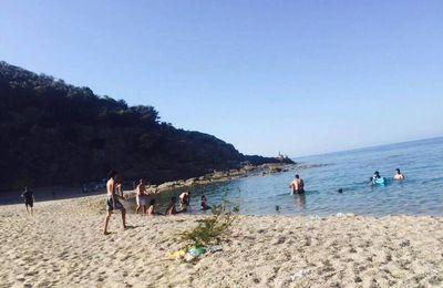 Vagues...L'été 2016 à Oued Bibi (Skikda)