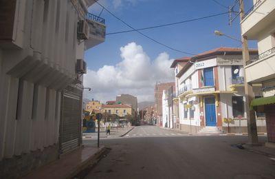 Vagues...Le mois de novembre dans les Aurès : Batna, Timgad & Taberdega (1/3)
