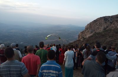 Vagues...Les Randonneurs de Skikda : Alto  dans la Grande Kabylie (101)