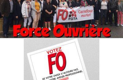 Elections Carrefour Market, le vote FO s'impose comme une évidence