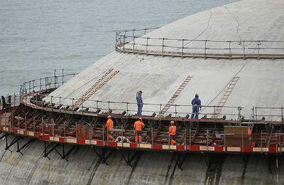 Ouvriers détachés de Flamanville : amende confirmée pour Bouygues en appel