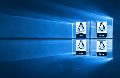 Microsoft crée sa propre distribution Linux…