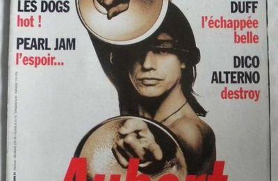 Pearl jam dans rock n'folk (1993)