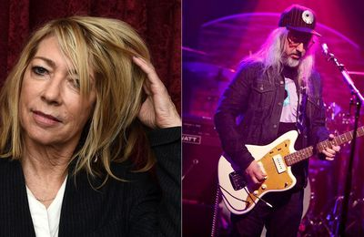 J Mascis et Kim Gordon : Slow Boy (2015)