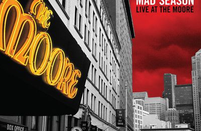 Mad Season : Live at the Moore (Vinyle) 2015