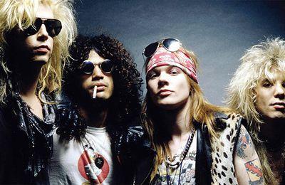 Alice In Chains en première partie des Guns'n Roses