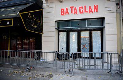 Hey, Hey, My, My, Bataclan Can Never Die