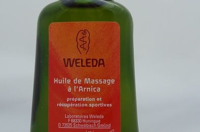 Huile de Massage à l'Arnica de Weleda