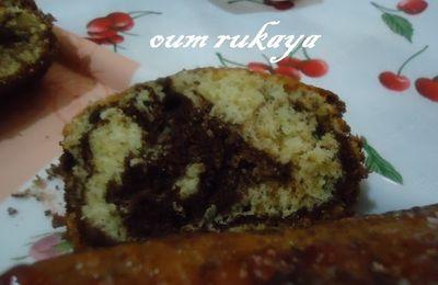 Cake à la crème de Nadjet