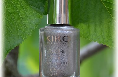 Kiko - 455 Light Taupe ( Sugar Mat Collection)