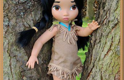 Pocahontas cherche une nouvelle maison