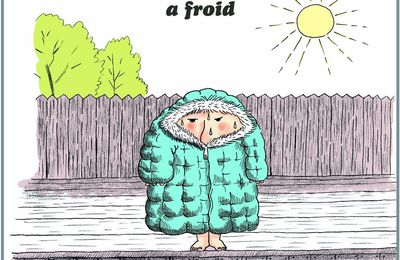 Emile a froid.