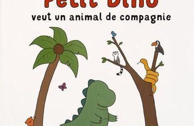Petit Dino veut un animal de compagnie