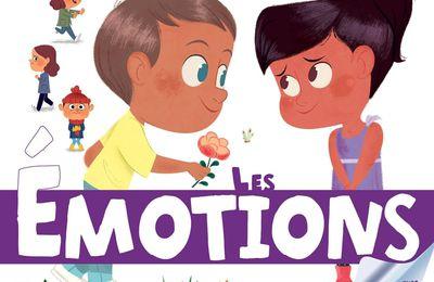 Les émotions et Les loups (Ma baby encyclopédie).
