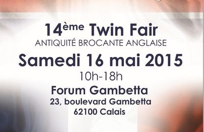 14ème TWIN FAIR