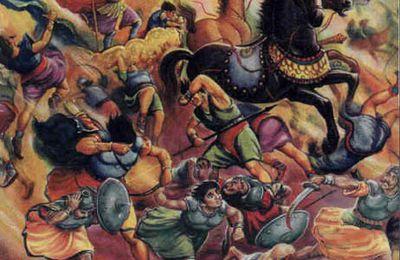 Jour six : à la recherche de Bhima