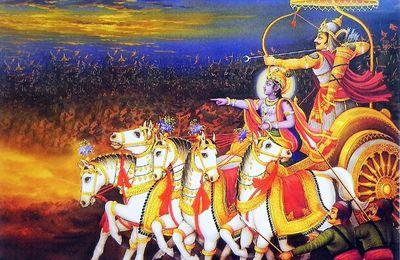 La Bhagavad-gita résumée