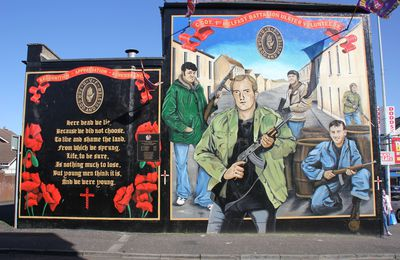 573) Carnan Street/Shankill Road, West Belfast