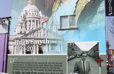 576) Canmore Street/Shankill Road, West Belfast