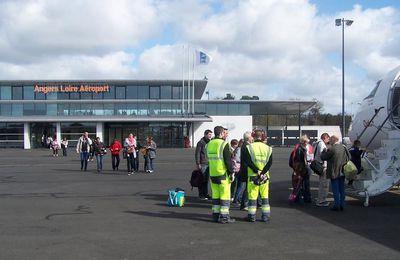 Angers Loire Aéroport : Saison 2016