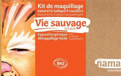 NOUVEAU ! Achat de maquillage bio chez Déguiz'&Moi
