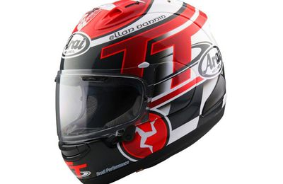 Arai 2016 TT limited edition.