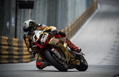 Peter Hickman remporte le 50th GP de Macao