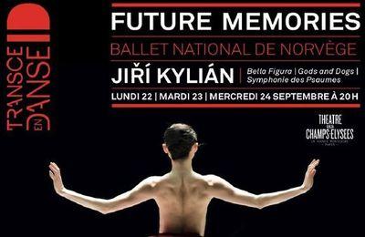 Le Ballet national de Norvège au Théâtre des Champs-Élysées