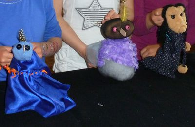 Stage de marionnettes