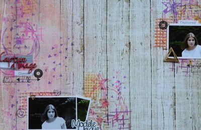 Page Capture d'image - DT Graffiti Girl