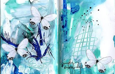 Art Journal, balade bucolique